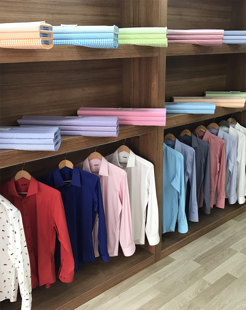 Tekspa Kumaş Giyim Sanayi Tic. Ltd. Şti