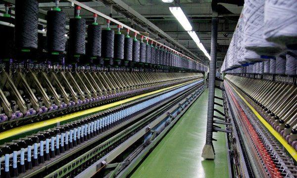 Экспозиция тканей на Textile Salon