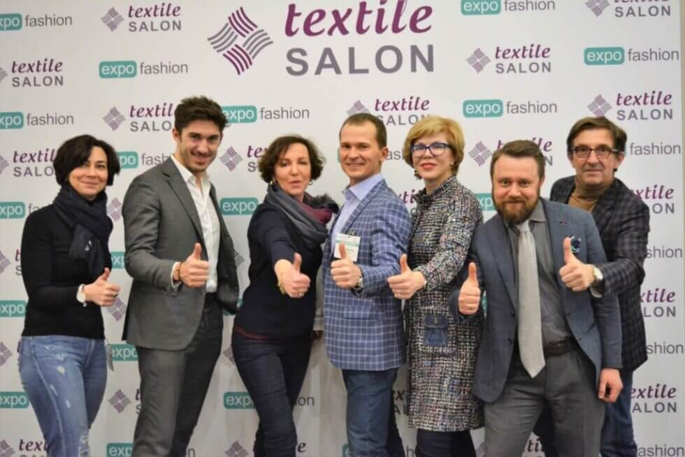 advantages of Textile Salon